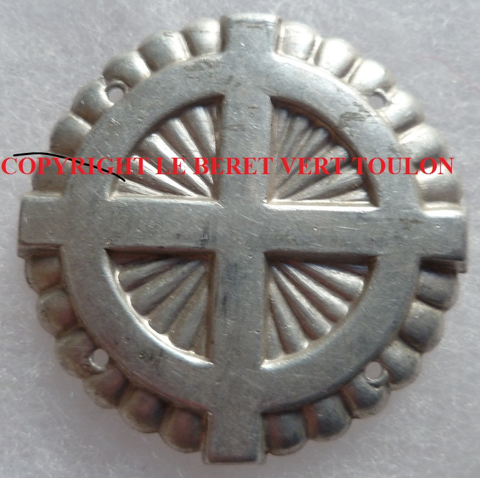 EQUIPES NATIONALES ETAT FRANCAIS 1942/1944 METAL